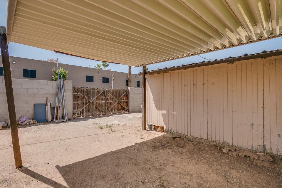 3715 E Coronado Road Phoenix, AZ 85008 - MLS #: 5749819