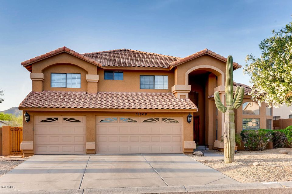 12866 E BECKER Lane Scottsdale, AZ 85259 - MLS #: 5750069