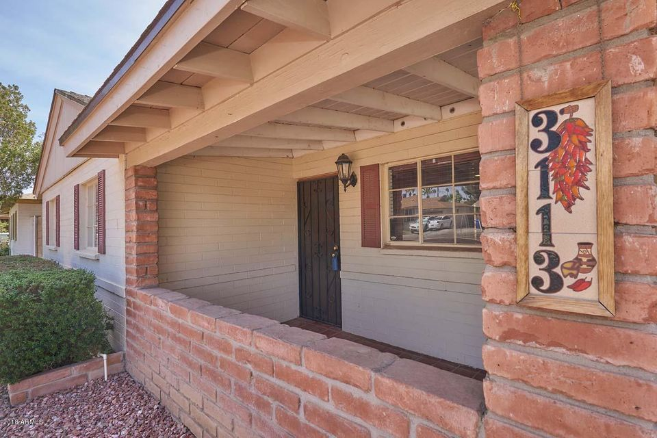 3113 E CHEERY LYNN Road Phoenix, AZ 85016 - MLS #: 5750152