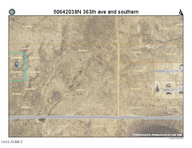 363xx W Southern Avenue Tonopah, AZ 85354 - MLS #: 5752443