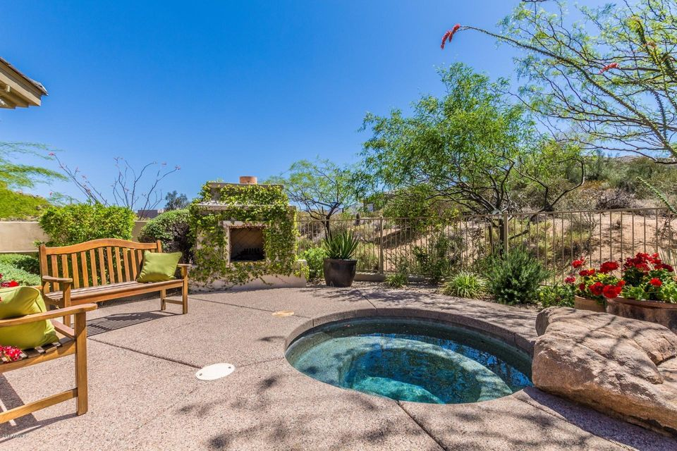 11413 E Troon Mountain Drive Scottsdale, AZ 85255 - MLS #: 5753563