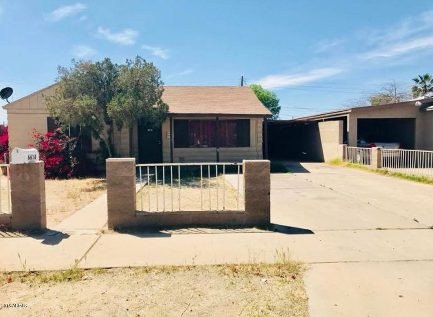 6634 S 4TH Avenue, Phoenix, AZ 85041