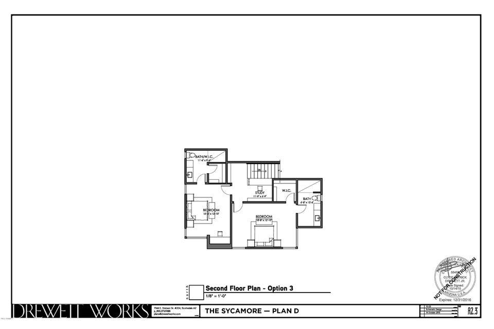 4412 N 37TH Way Phoenix, AZ 85018 - MLS #: 5756177