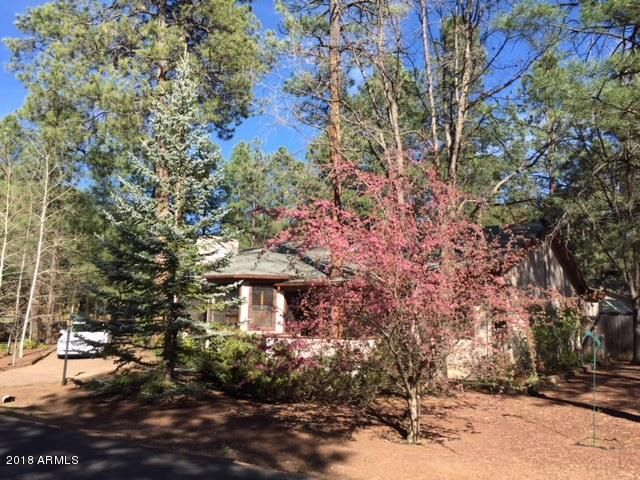 4951 MALLARD Circle Pinetop, AZ 85935 - MLS #: 5757226