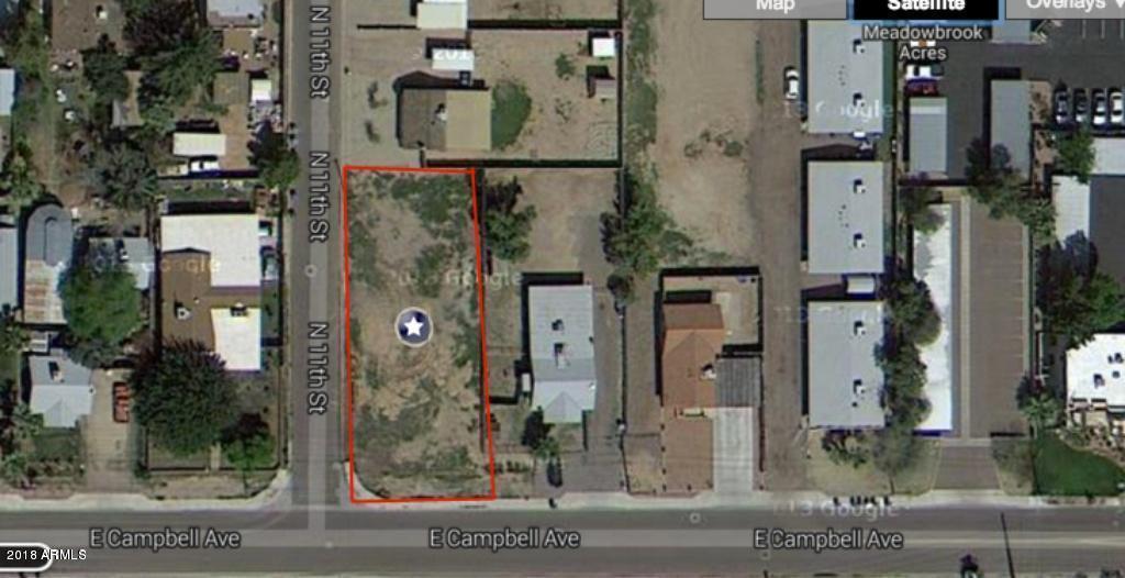 1102 E CAMPBELL Avenue Phoenix, AZ 85014 - MLS #: 5761943