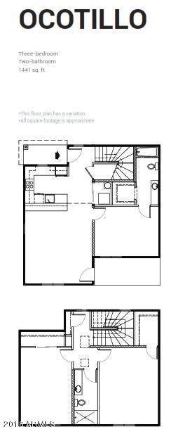 35035 N North Valley Parkway Unit 166 Phoenix, AZ 85001 - MLS #: 5763020