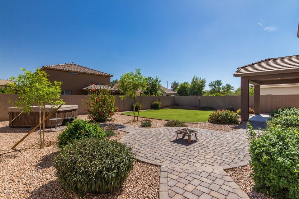 1849 E DUBOIS Avenue Gilbert, AZ 85298 - MLS #: 5764074
