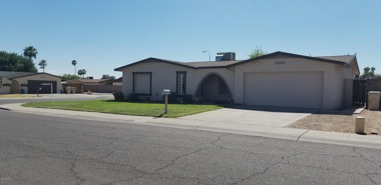 10802 N 48th Avenue Glendale, AZ 85304 - MLS #: 5763825