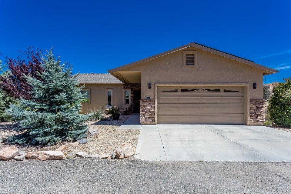 1657 N NOMADIC DESERT Trail Prescott, AZ 86301 - MLS #: 5765095