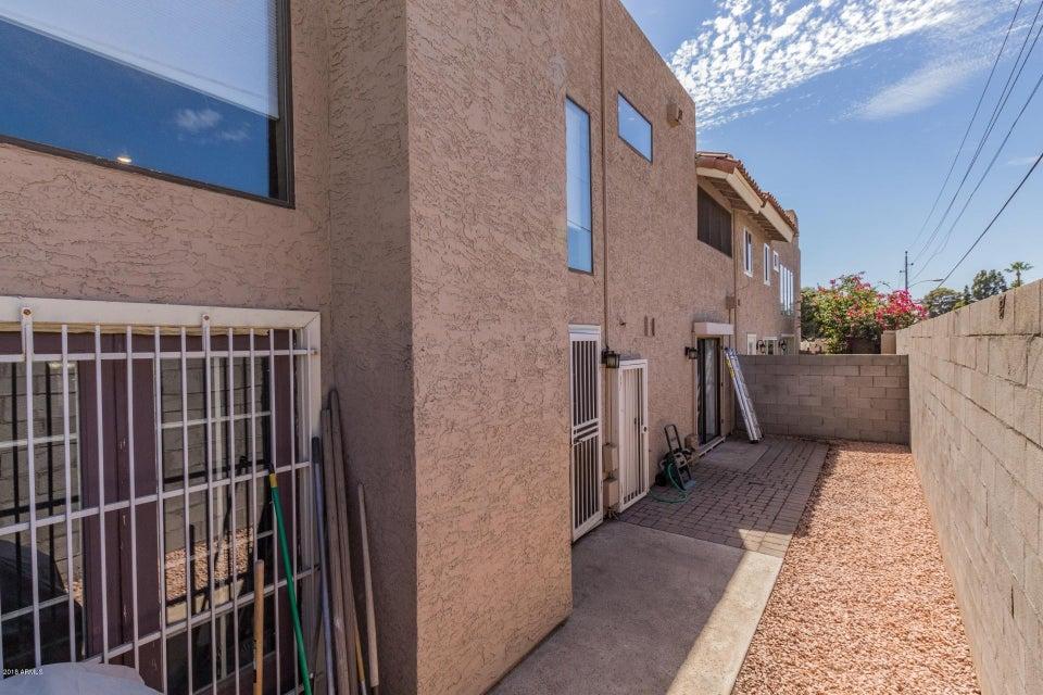 5812 N 12TH Street Unit 20 Phoenix, AZ 85014 - MLS #: 5764904