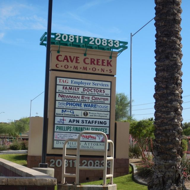 20815 N CAVE CREEK Road Unit 103 Phoenix, AZ 85024 - MLS #: 5759416