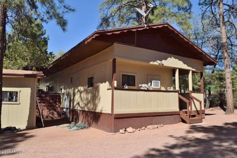312 E Eidelweiss Circle Payson, AZ 85541 - MLS #: 5767506