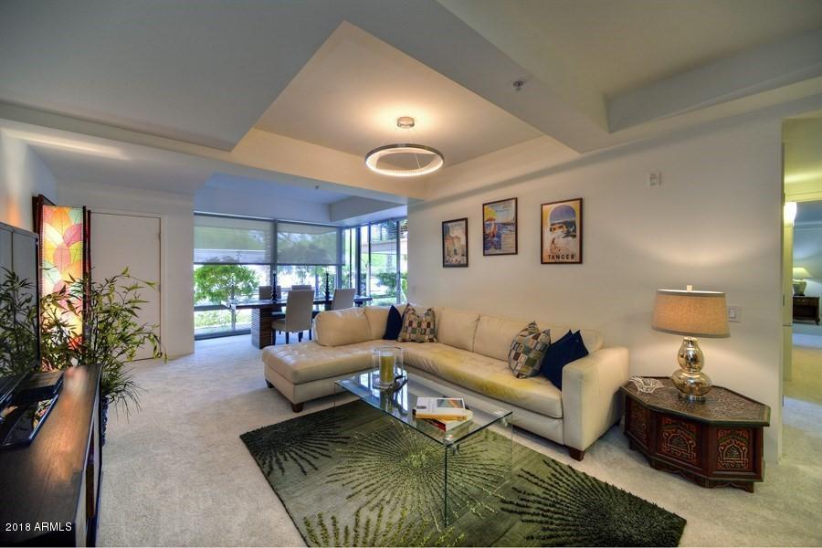 Property for sale at 7161 E Rancho Vista Drive Unit: 1009, Scottsdale,  Arizona 85251