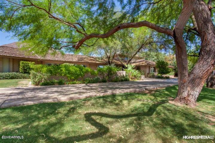 Property for sale at 5102 E Exeter Boulevard, Phoenix,  Arizona 85018