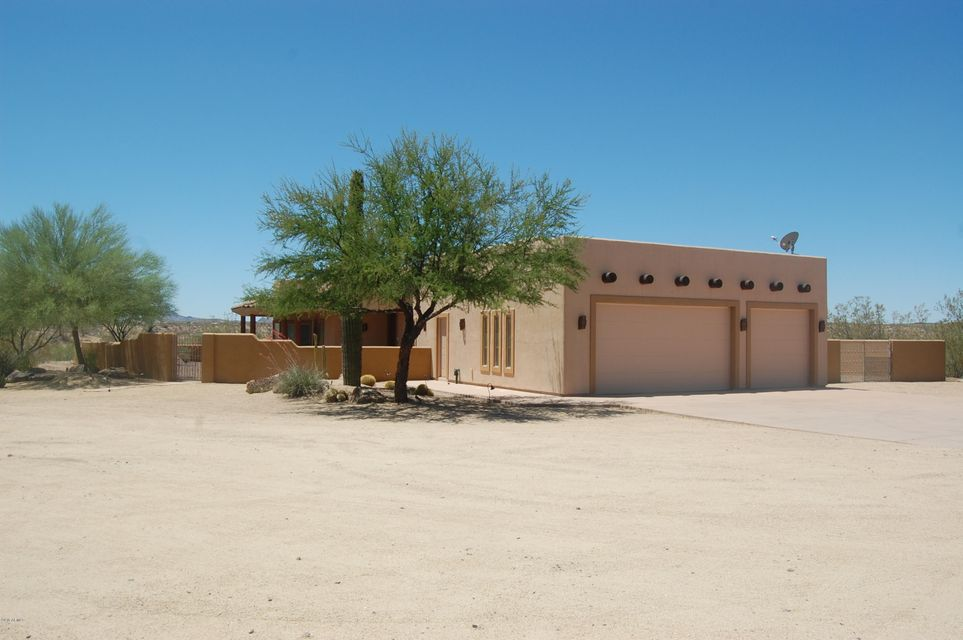 55416 N VULTURE MINE Road Wickenburg, AZ 85390 - MLS #: 5770724