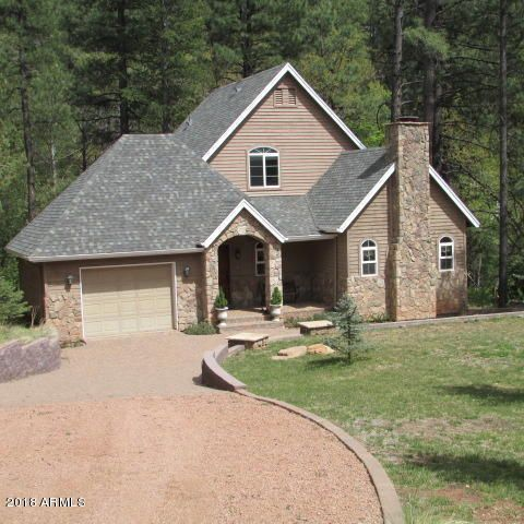 497 N RIM TRAIL Road Payson, AZ 85541 - MLS #: 5770750