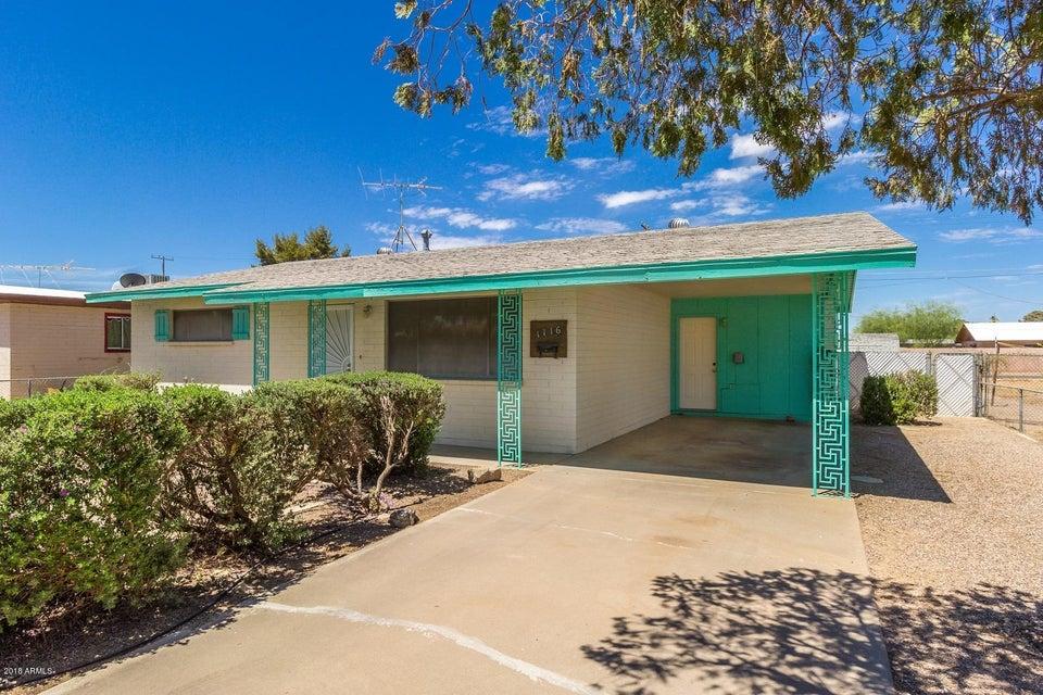 1116 N LA SIESTA Drive Eloy, AZ 85131 - MLS #: 5772865