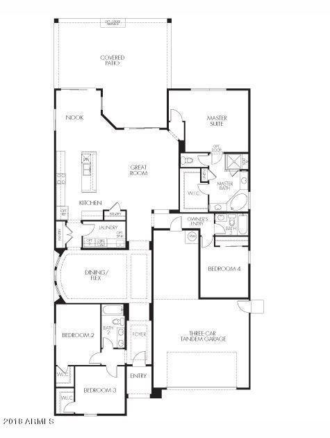 18434 W MEADOWBROOK Avenue Goodyear, AZ 85395 - MLS #: 5773047