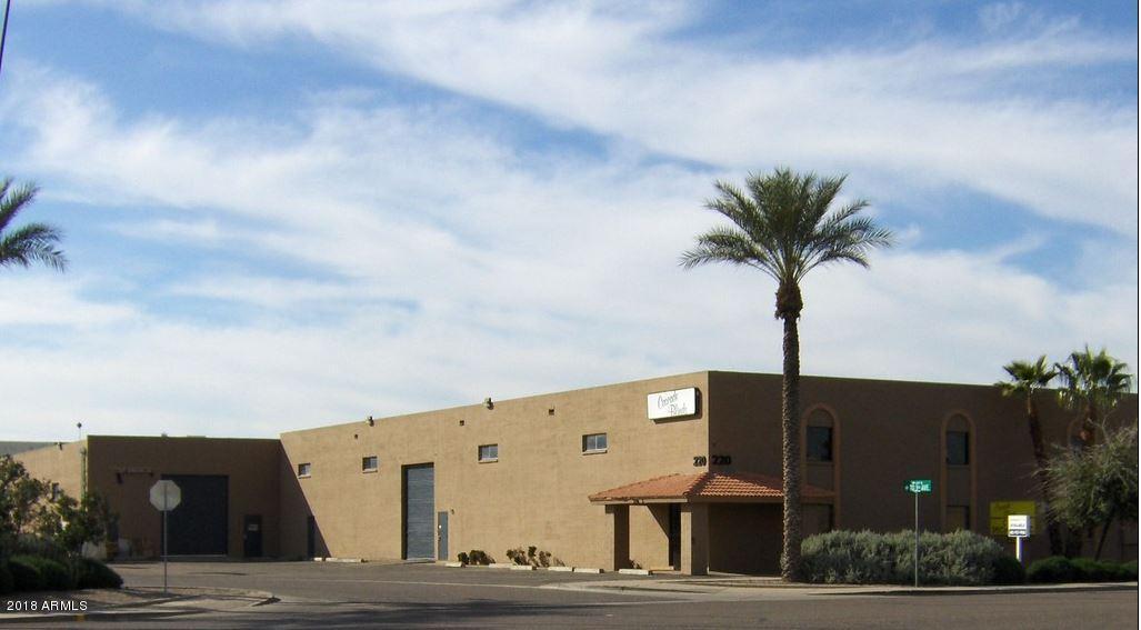 220 S COUNTRY CLUB Drive Mesa, AZ 85210 - MLS #: 5775314