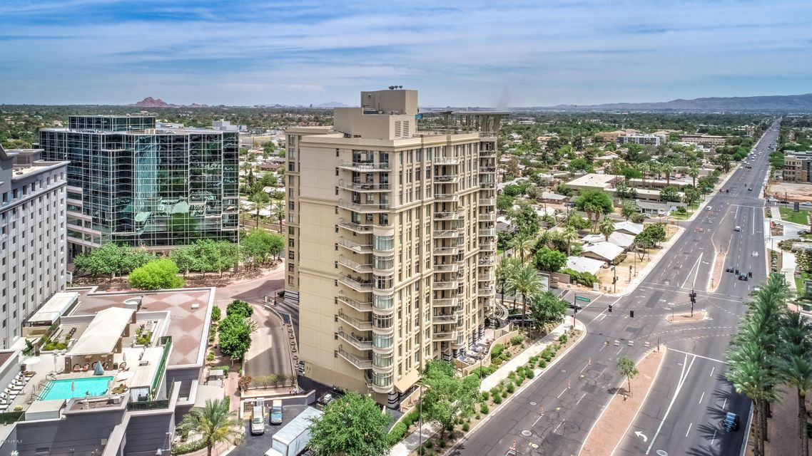 2402 E ESPLANADE Lane Unit 501 Phoenix, AZ 85016 - MLS #: 5778203
