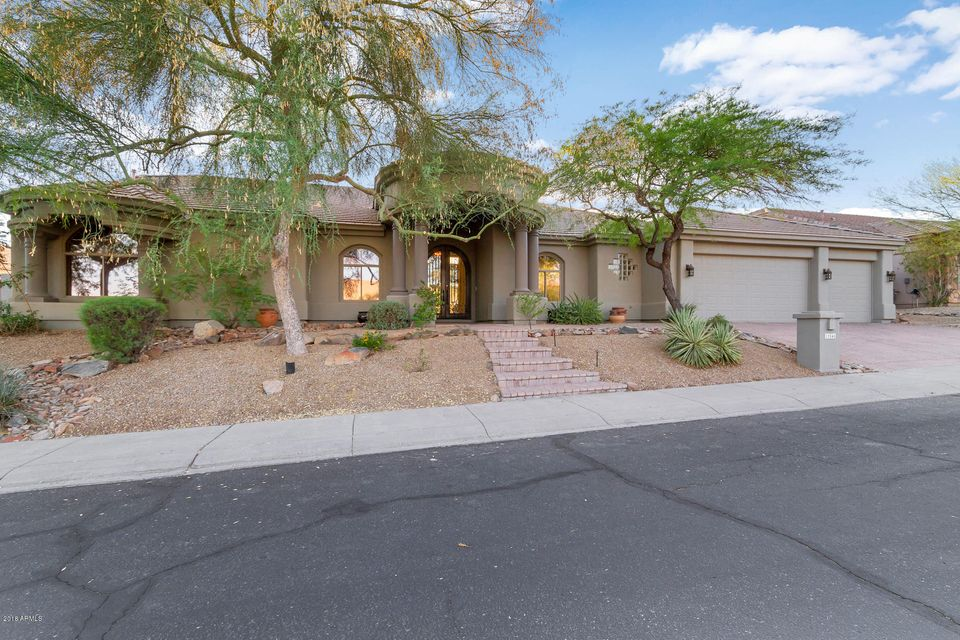 11546 N 128TH Place Scottsdale, AZ 85259 - MLS #: 5778353