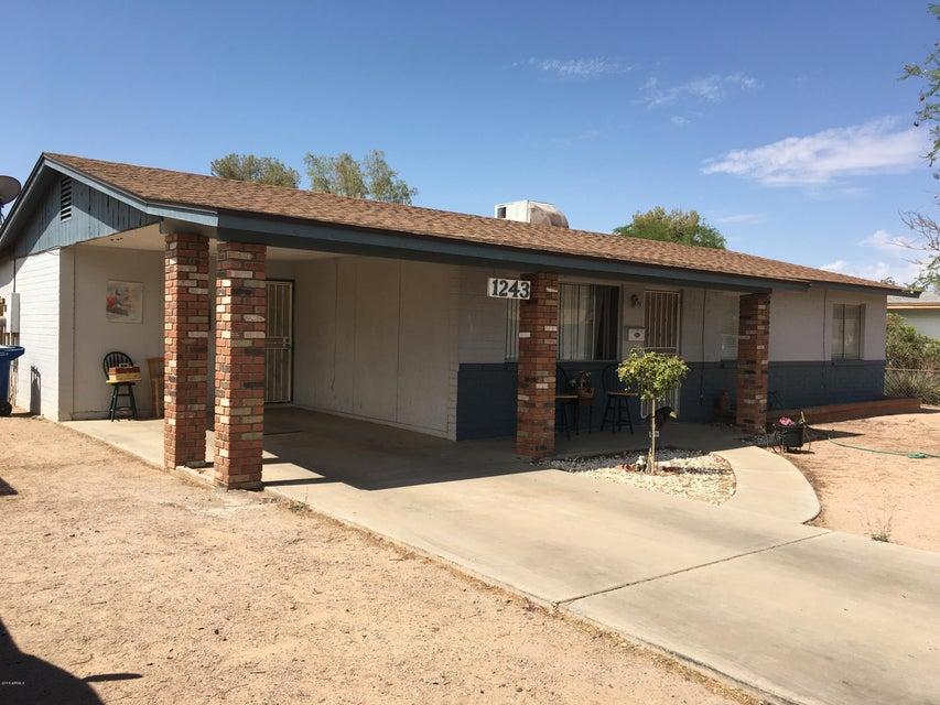 1243 W TULSA Street Chandler, AZ 85224 - MLS #: 5780616