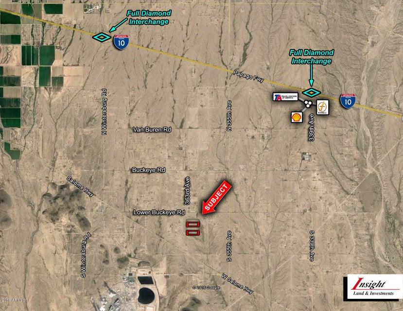 XXXX S 363rd Avenue Tonopah, AZ 85354 - MLS #: 5781162