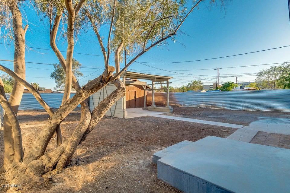 1313 E BRILL Street Phoenix, AZ 85006 - MLS #: 5791519