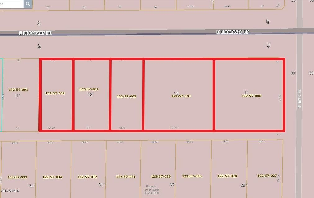 2531 E BROADWAY Road Phoenix, AZ 85040 - MLS #: 5793201