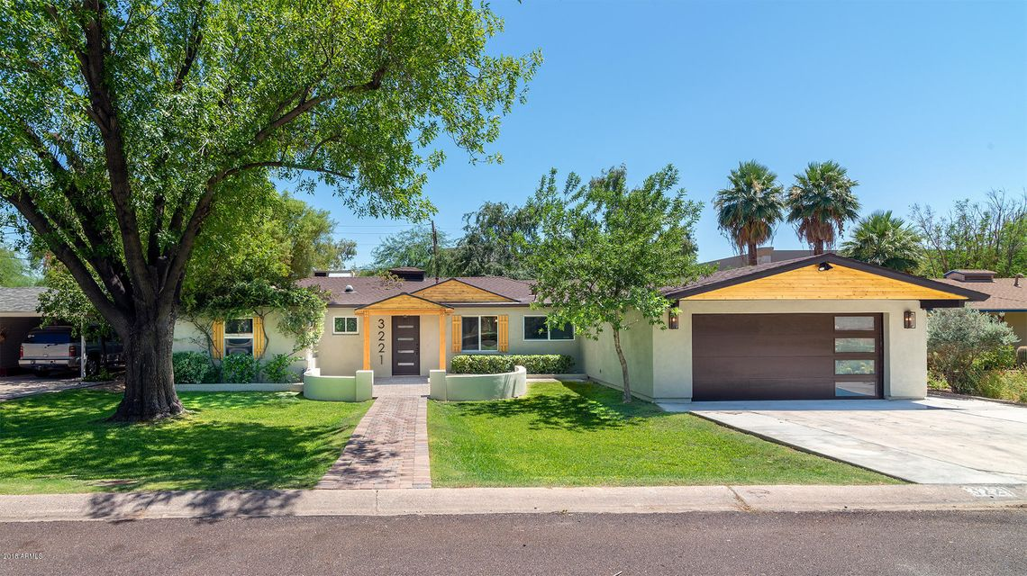3221 E MEDLOCK Drive Phoenix, AZ 85018 - MLS #: 5797902