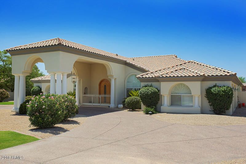 6803 E HUMMINGBIRD Lane Paradise Valley, AZ 85253 - MLS #: 5796435