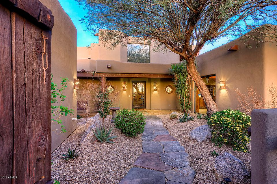 9997 E HIDDEN VALLEY Road Scottsdale, AZ 85262 - MLS #: 5796256