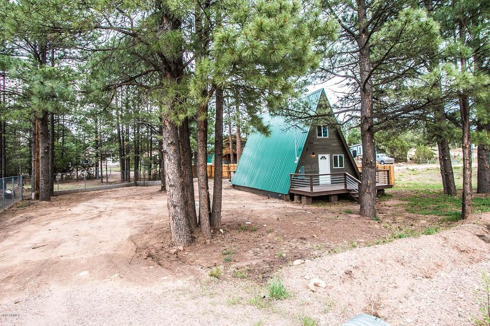2054 SAGEBRUSH Trail Overgaard, AZ 85933 - MLS #: 5796101