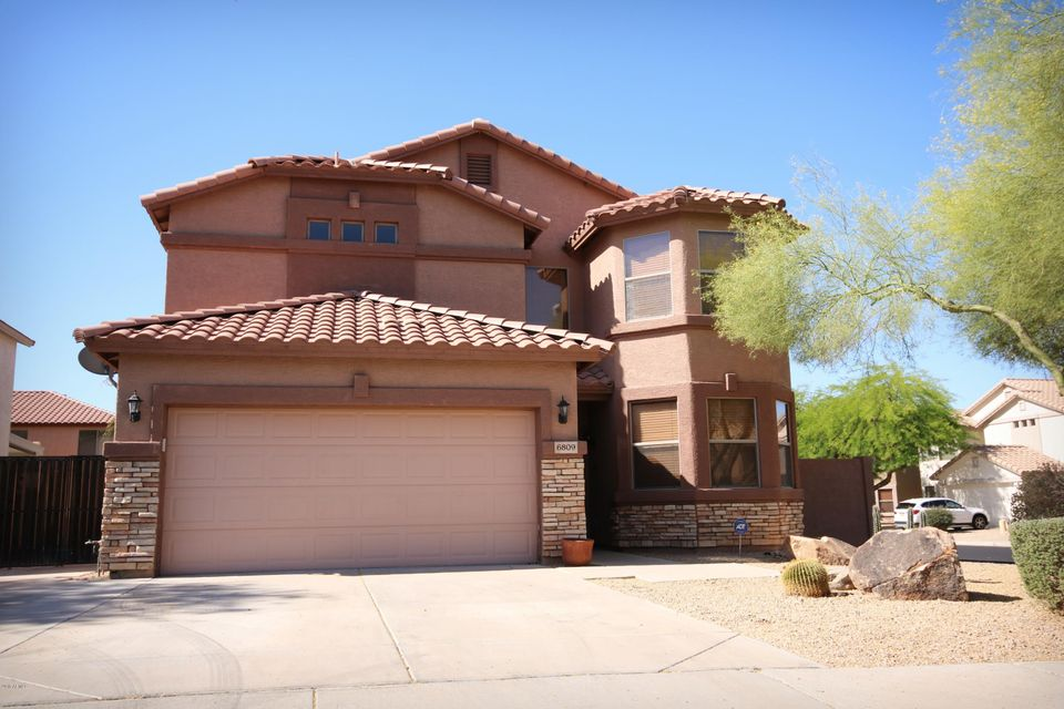 6809 W TETHER Trail Peoria, AZ 85383 - MLS #: 5796157