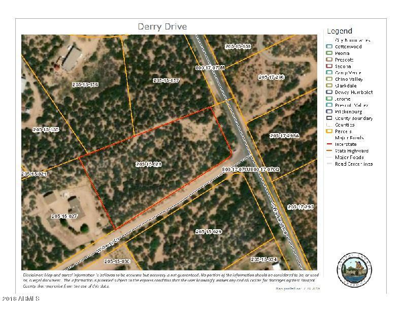 7560 W DERRY Drive Wilhoit, AZ 86332 - MLS #: 5796291