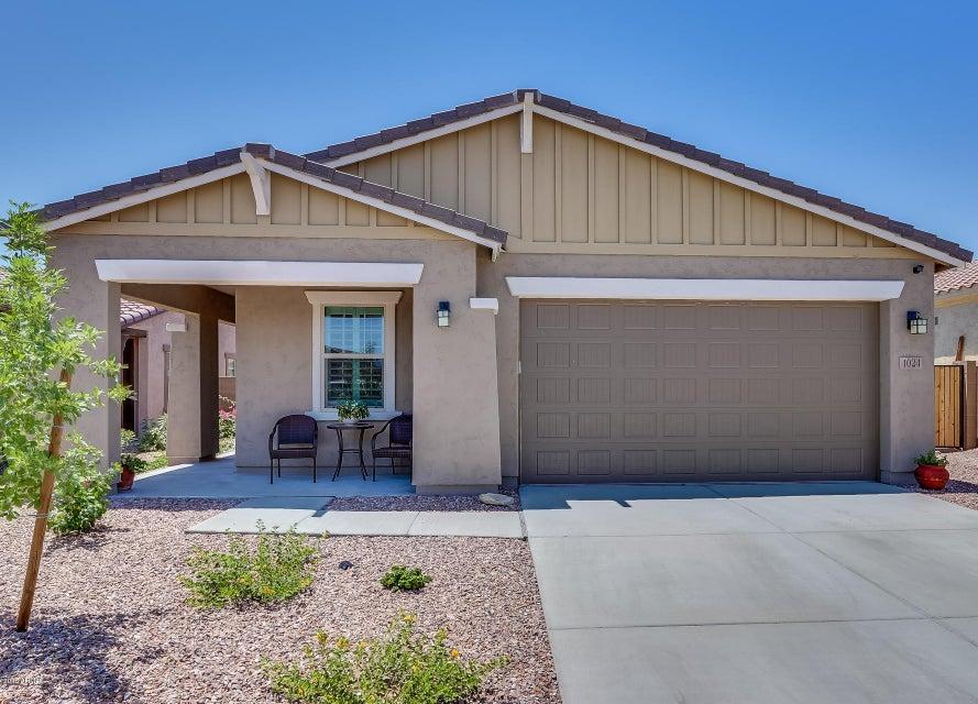 1024 S 200TH Lane Buckeye, AZ 85326 - MLS #: 5796464