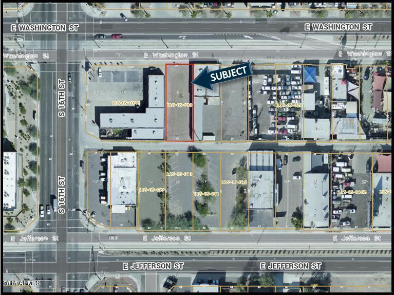 1615 E WASHINGTON Street Phoenix, AZ 85034 - MLS #: 5796481