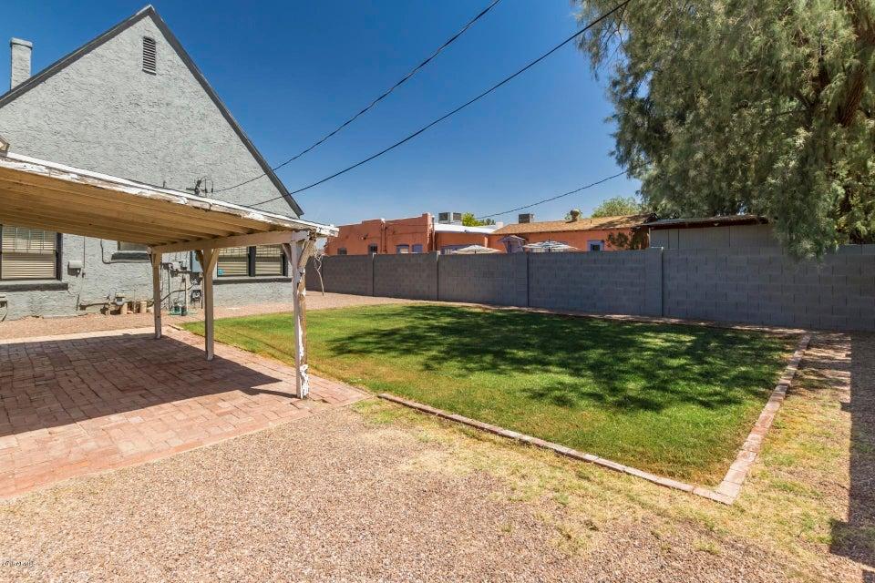 2526 N 13TH Street Phoenix, AZ 85006 - MLS #: 5796482