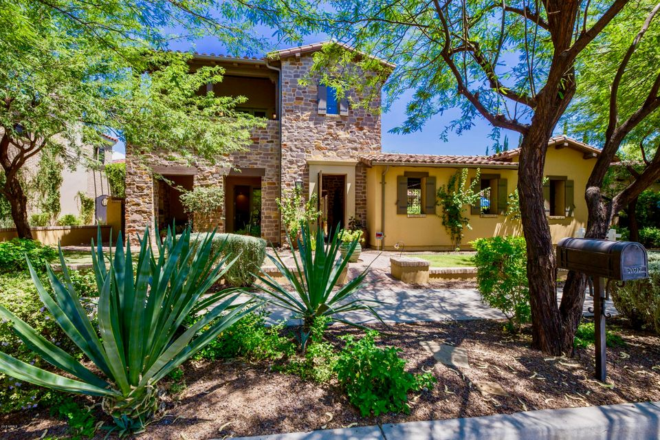 "Lovely Camelot Silverleaf home with all new (March 2017) fresh interior paint, a very secluded Owner's suite and large front courtyard with many covered patios and sparkling pool with water feature surrounded by custom pavers. Enter the home into a vast Great Room with gas fireplace, 3 huge custom chandeliers, hardwood flooring, large pocket doors opening to the pool and vaulted wood beam ceilings. Sliding glass doors also open to the private interior courtyard. The gourmet kitchen offers a large custom wall hutch, huge island with produce sink and breakfast bar, granite slab countertops, big walk-in under-the-stairs pantry, Stainless Steel appliance package with double wall ovens, dishwasher, gas cooktop with griddle and built-in microwave.  <br> <br> <font size=""5"">Take the 3D Immersive tour!</strong></font> <br> <br> <div style=""width:100%;""> <iframe width='100%' height='351' src='https://scottsdalerealestate.com/homes-3d/20717-n-101st-st-scottsdale-az-85255/fullscreen/?embedded' frameborder='0' allowfullscreen='allowfullscreen'></iframe> </div>  <font size=""5"">Take the 3D Immersive tour!</strong></font> <br> <br> <div style=""width:100%;""> <iframe width='100%' height='351' src='https://scottsdalerealestate.com/homes-3d/20717-north-101st-street-scottsdale-az-85255/fullscreen/?embedded' frameborder='0' allowfullscreen='allowfullscreen'></iframe> </div>"