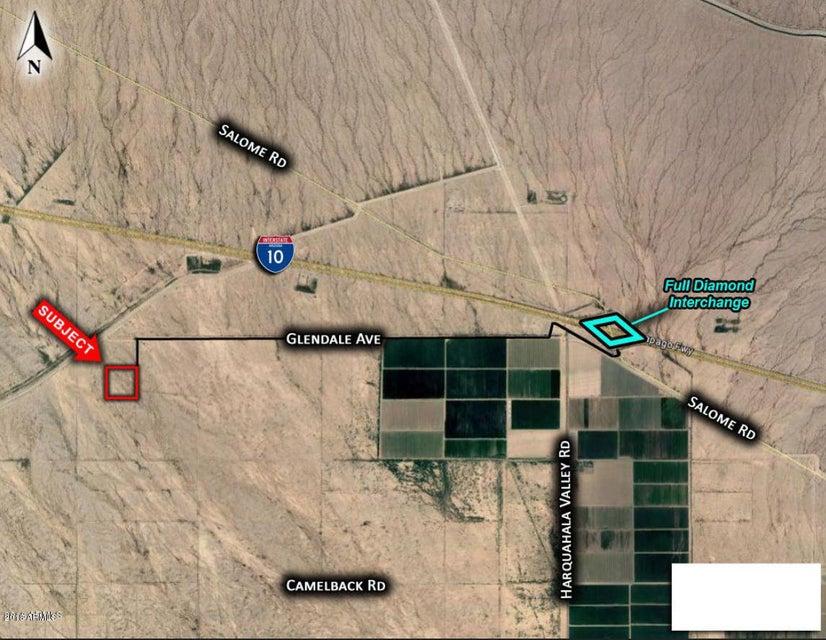 59101 N 543rd Avenue Harquahala, AZ 85343 - MLS #: 5726967