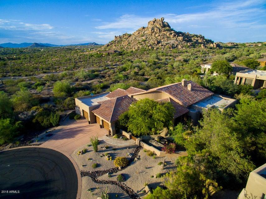 10954 E DESERT TROON Lane Scottsdale, AZ 85255 - MLS #: 5799519