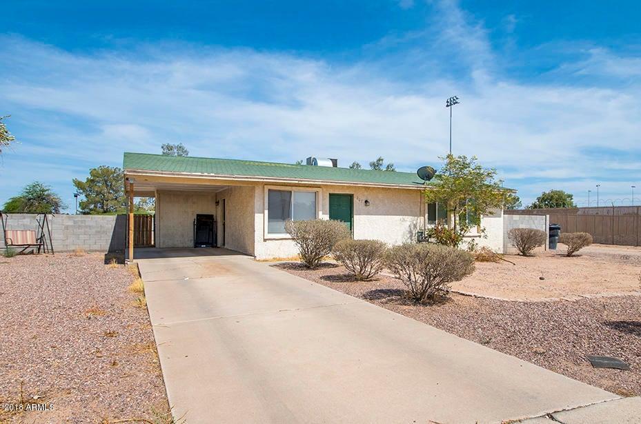 307 E DENVIL Street Casa Grande, AZ 85122 - MLS #: 5799285