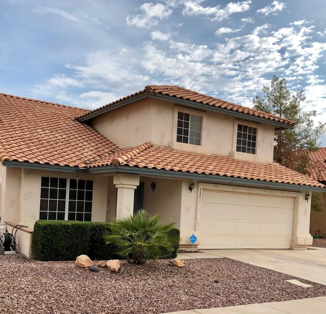 732 W HACKAMORE Street Gilbert, AZ 85233 - MLS #: 5800014