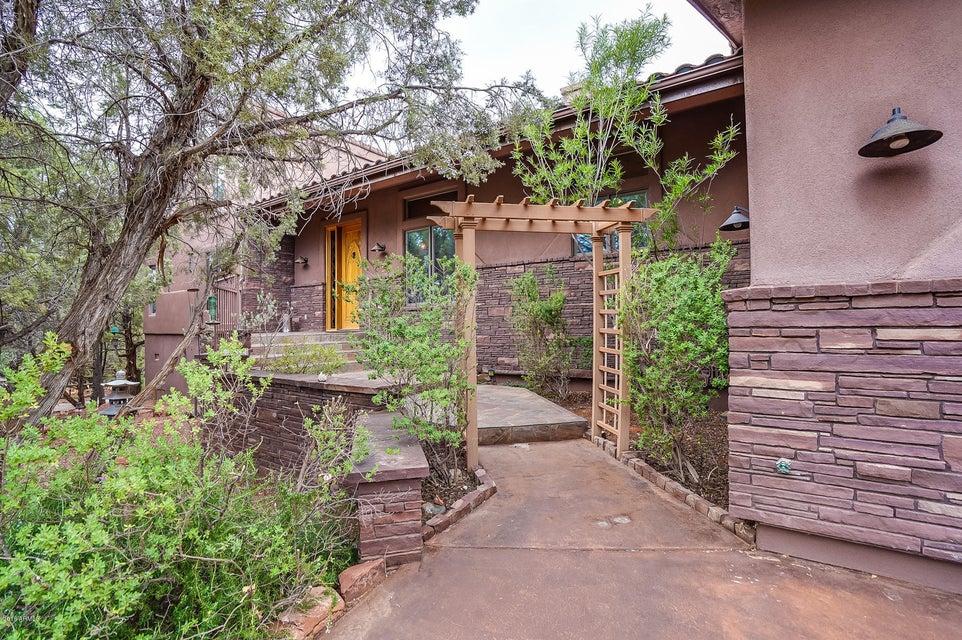 10 E PLUMAGE Drive Sedona, AZ 86336 - MLS #: 5800579