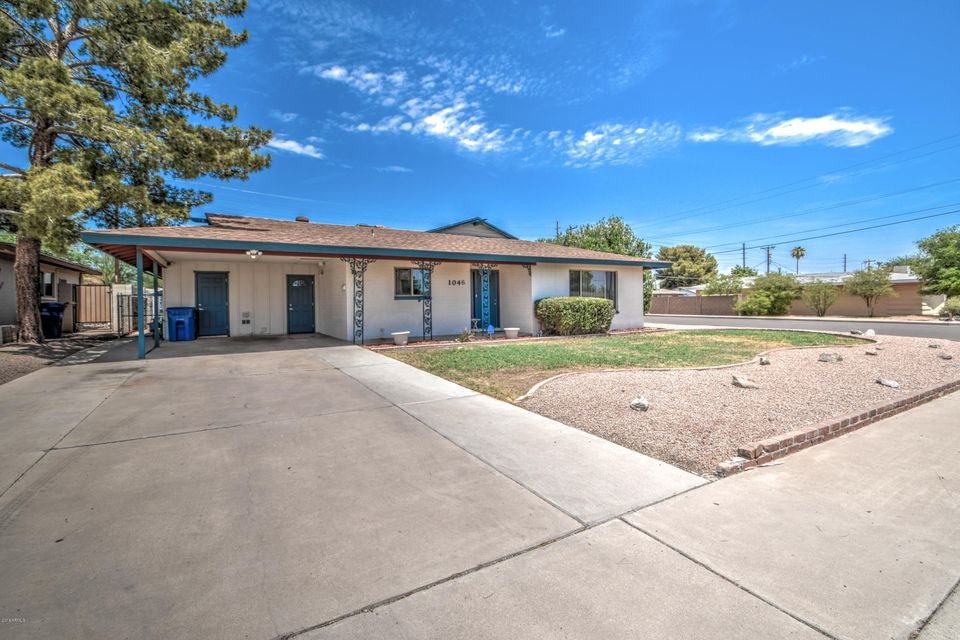 1046 E BLUEBELL Lane Tempe, AZ 85281 - MLS #: 5801170