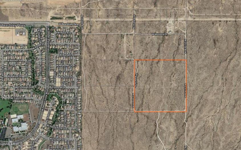 0 N 251st Avenue Surprise, AZ 85387 - MLS #: 5801203