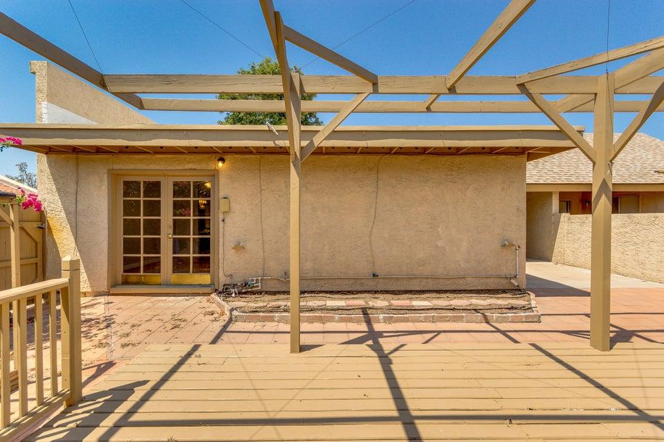 1930 S WESTWOOD Unit 37 Mesa, AZ 85210 - MLS #: 5801659