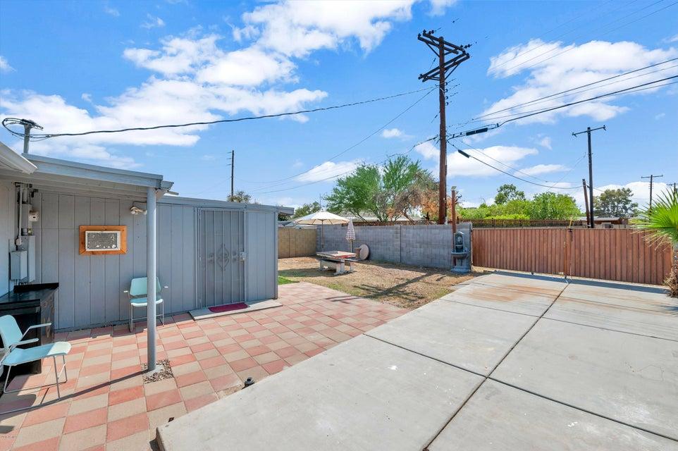 6206 N 23RD Avenue Phoenix, AZ 85015 - MLS #: 5802130