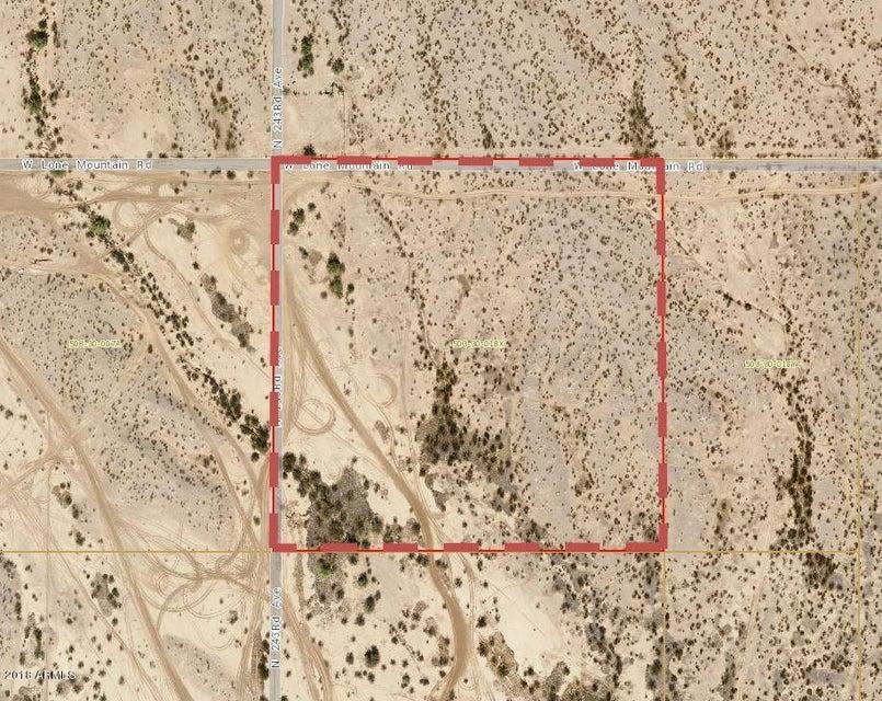 243XX W Lone Mountain Road Wittmann, AZ 85361 - MLS #: 5802194