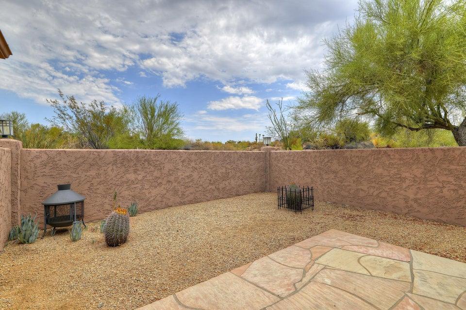 1820 E EAGLE CLAW Drive Carefree, AZ 85377 - MLS #: 5802894